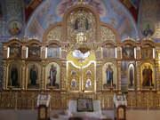 Изготовление и реставрация иконостасов,  киотов,  гробниц и различной це